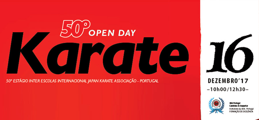 50 OPEN DAY KARATE