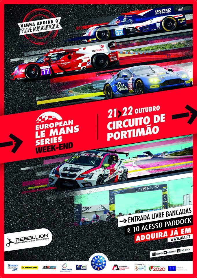 European Le Mans Series no AIA
