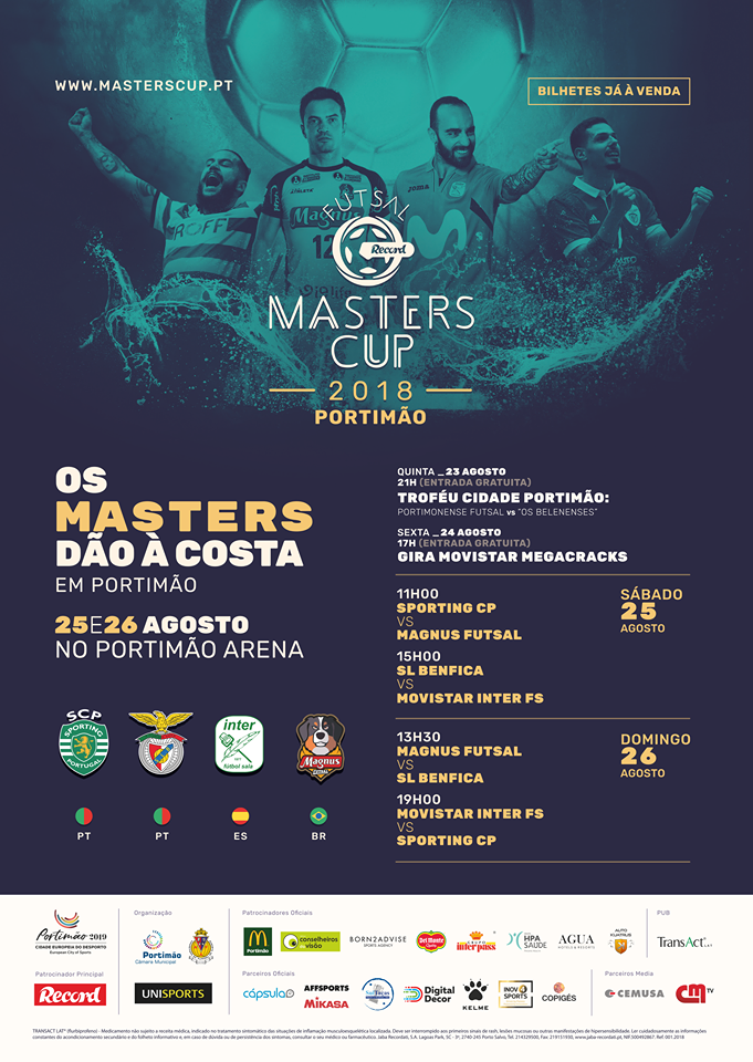 Record Masters Cup Futsal