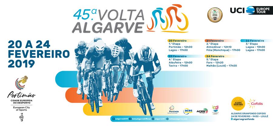 Resultado de imagem para 45.ª Volta ao Algarve