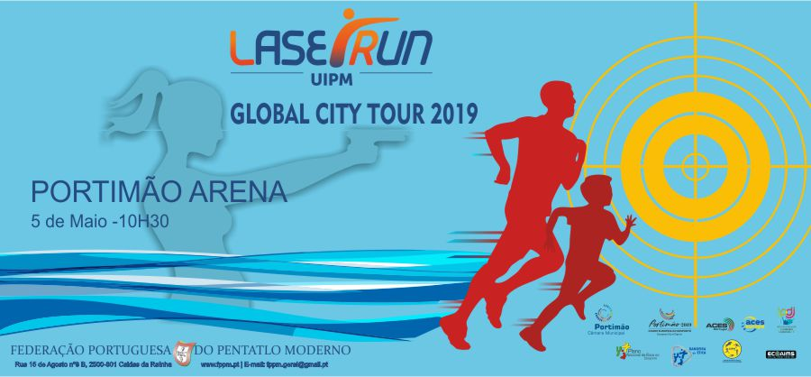LASER-RUN PORTUGAL TOUR