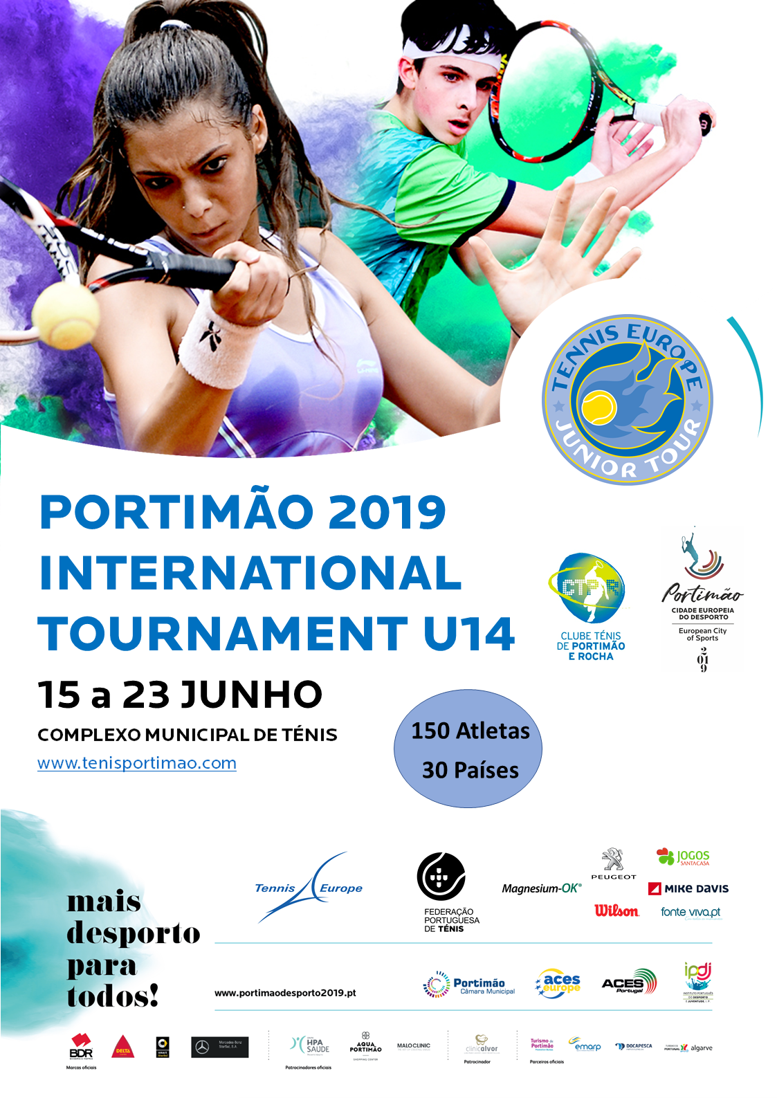 Portimão 2019 International Tournament U14
