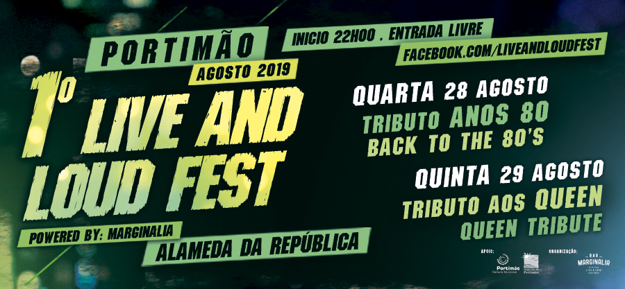 1º Live and Loud Fest Powered by Marginália