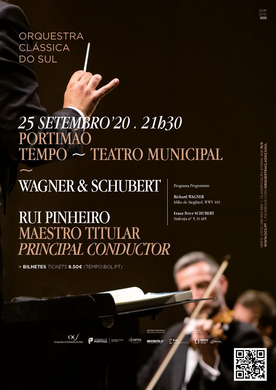 WAGNER & SCHUBERT | Orquestra Clássica do Sul