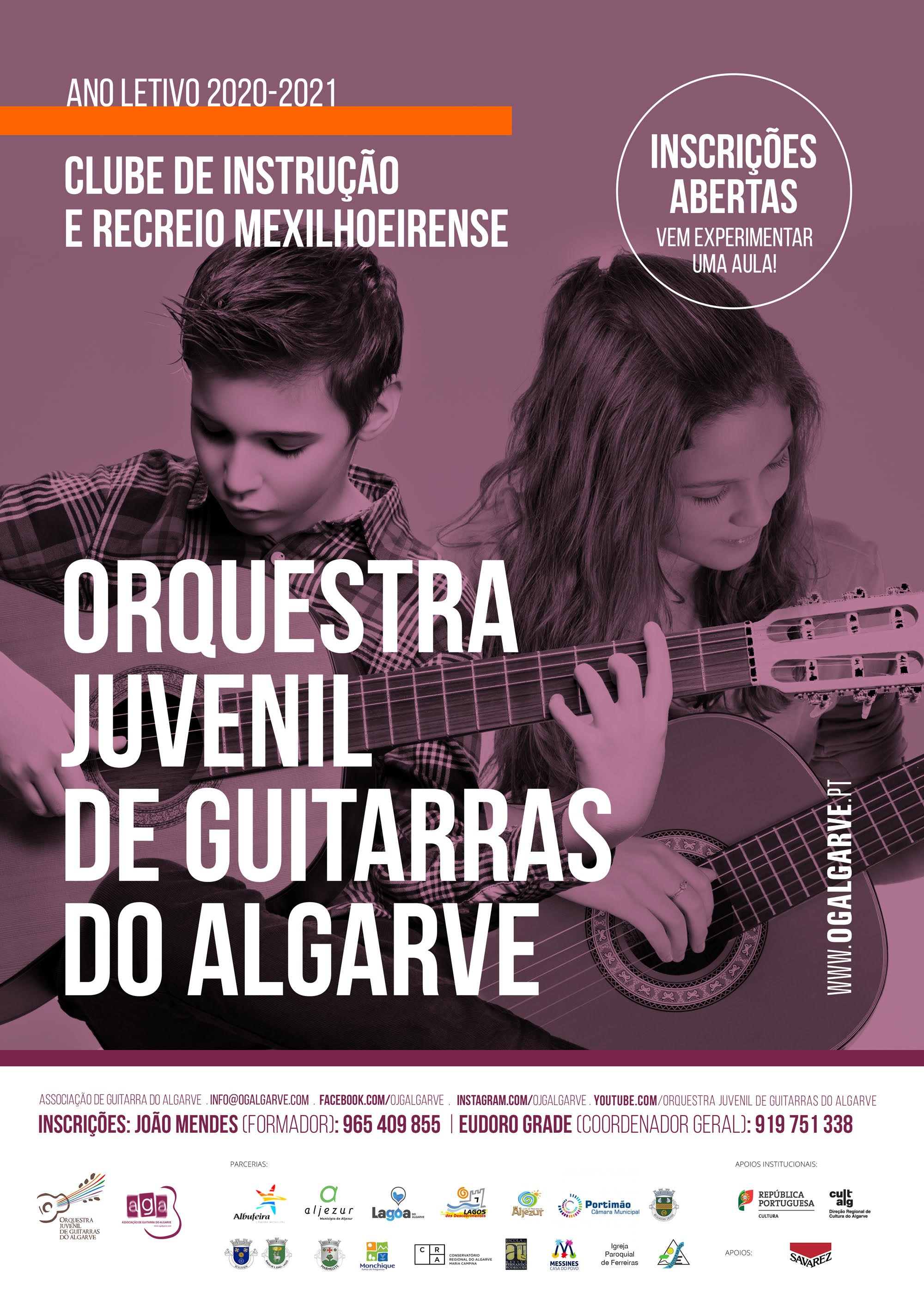 Orquestra Juvenil de Guitarras do Algarve