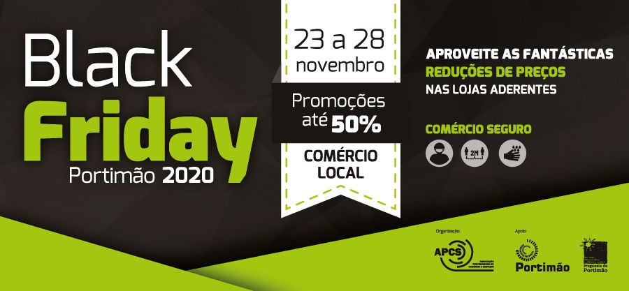 Black Friday no comércio local