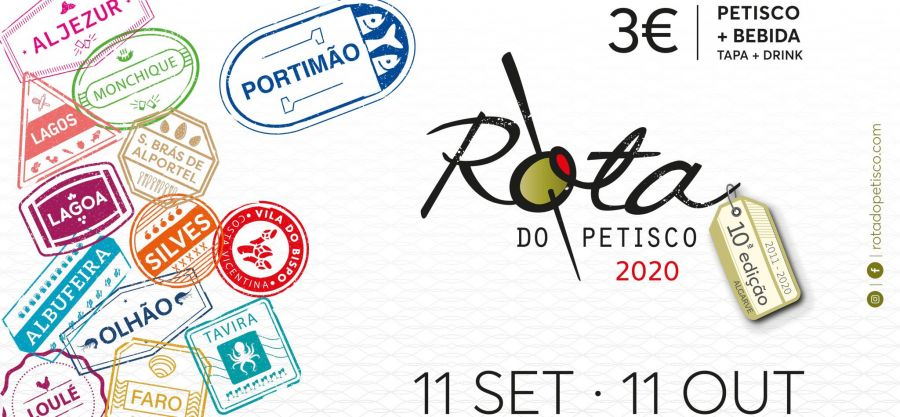 Rota do Petisco 2020