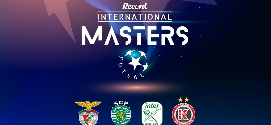 Record International Masters Futsal